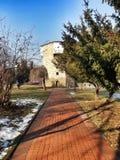 Novi Pazar old town royalty free stock photos