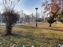 Novi Pazar old town royalty free stock photo