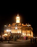 Novi sad city hall Royalty Free Stock Image