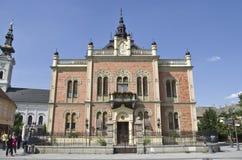 Novi Sad City Hall Royalty Free Stock Photos
