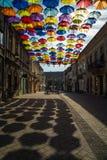 Novi Sad morning Royalty Free Stock Image