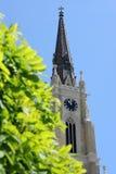 Novi Sad - The Name of Mary church Royalty Free Stock Photos