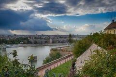 Novi Sad, Sérvia imagens de stock