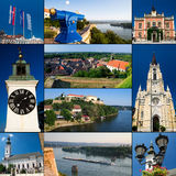 Novi Sad - Serbia Royalty Free Stock Photo