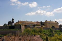 Novi Sad, Serbia. Petrovaradin fortress in Novi Sad, Serbia Stock Photography