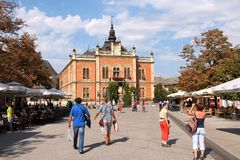 Novi Sad, Serbia Royalty Free Stock Images