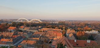 Novi Sad - Serbia royalty free stock photography