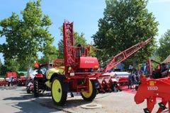 Novi Sad, Serbia, 20.05.2018 Fair, Kverneland stock images