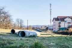 Free Novi Sad, Serbia - February 01. 2020: Place Telep Near Novi Sad. Stock Images - 215120564