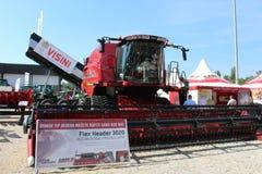 Novi Sad, Serbie, 20 05 2018 grand Flex Header juste et rouge 3020 Photographie stock