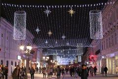 Novi Sad, Servië Royalty-vrije Stock Fotografie