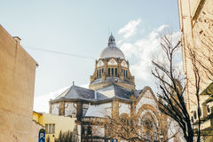 Novi Sad Synagogue Royalty Free Stock Image