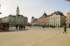 Novi Sad, Vojvodina, Sérvia foto de stock