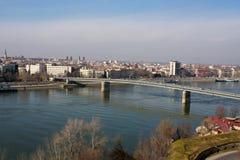 Novi Sad, Vojvodina, Sérvia fotos de stock royalty free