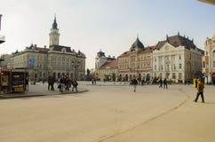 Novi Sad, Vojvodina, Servië Stock Foto