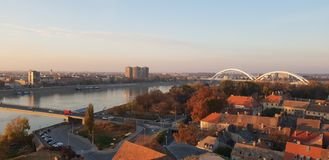 Novi triste - Serbia imagen de archivo libre de regalías