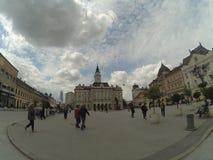 Novi triste, Serbia Fotos de Stock Royalty Free