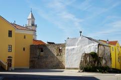 Novi Vinodolski, Croatia Fotografía de archivo libre de regalías
