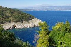 Novi Vinodolski, Kroatien Lizenzfreie Stockfotos