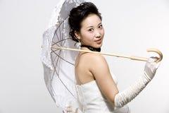 Novia china fotografía de archivo libre de regalías