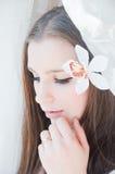 Novia de la belleza Fotos de archivo libres de regalías