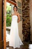 Novia de la boda fotos de archivo libres de regalías