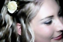Novia de la boda fotografía de archivo libre de regalías