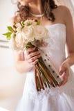 Novia de la boda imagen de archivo libre de regalías