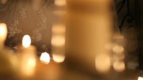 Novia en la ceremonia de la noche