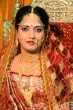 Novia hindú Fotografía de archivo libre de regalías