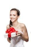 Novia joven fotografía de archivo libre de regalías