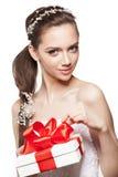 Novia joven foto de archivo libre de regalías