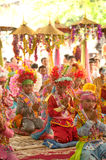 Novice in Poy-Sang-Long Festival in Northern of Thailand. Stock Photos
