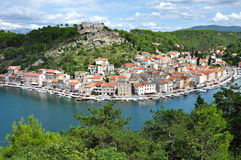 Novigrad fisher village, Croatia Royalty Free Stock Photography