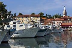 Novigrad - Istria Peninsula - Croatia Royalty Free Stock Photo