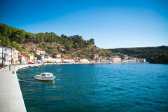 Novigrad in Croatia Royalty Free Stock Photo