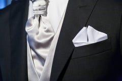 Vestido del novio Foto de archivo