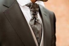Vestido del novio Imagenes de archivo