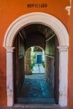 Novitiate hall Santa Catalina monastery Arequipa Peru Stock Image