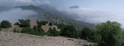 noviy svet панорамы стоковое изображение rf