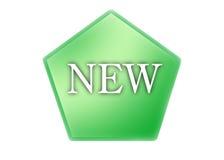 Novo Imagem de Stock