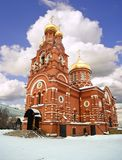 Novo Alexeevsky monastery, Moscow Royalty Free Stock Photography