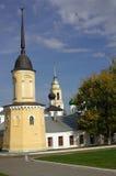 Novo-golutvinskiy monastery in Kolomna Royalty Free Stock Image