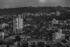 Novo Hamburgo, Rio Grande font Sul, Brésil : vue de la ville de l'hôtel photo libre de droits