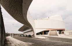 Novo Terminal de Cruzeiros de Leixoes Στοκ Φωτογραφίες