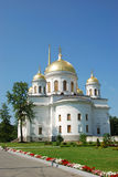 Novo-Tikhvin Nunnery in Yekaterinburg, Russia Royalty Free Stock Photos