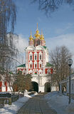novodevichiy Στοκ φωτογραφίες με δικαίωμα ελεύθερης χρήσης