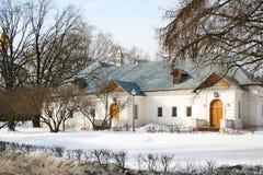 Novodevichiy Royalty-vrije Stock Fotografie