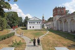 Novodevichiy convent, Moscow Stock Photos