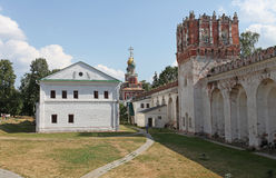 Novodevichiy convent, Moscow Royalty Free Stock Image